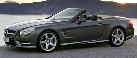 2012 Mercedes-Benz SL500 Review, Specs, Pictures & Price