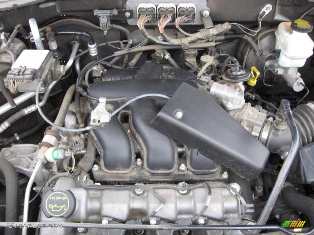 Ford 3 Valve Engine Diagram