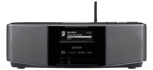 denon s 32 wireless kompaktanlage ipod dock musik. Black Bedroom Furniture Sets. Home Design Ideas