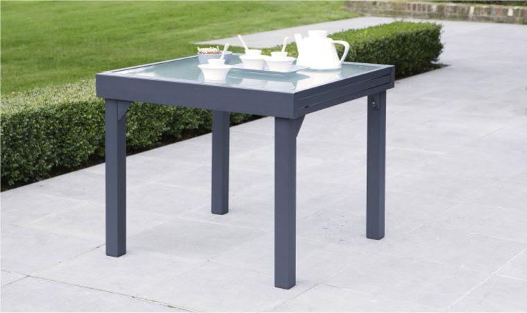 Table De Jardin 4 Personnes Pliante