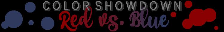 Color Showdown: Red vs. Blue