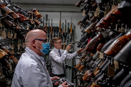 How American Guns Are Fueling U.K. Crime