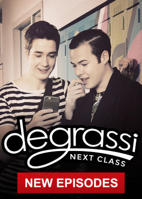 Degrassi: Next Class - Season 2