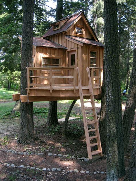 meravigliose case sugli alberi  bambini mondodesignit