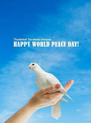 international world peace day  images quotes speech