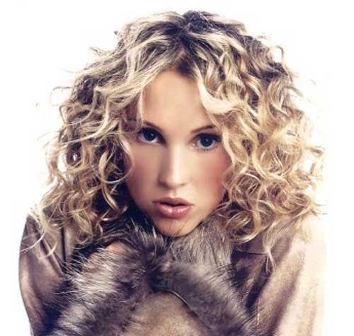 taglio capelli ricci media lunghezza - Tagliare capelli ricci Bellezza Salute