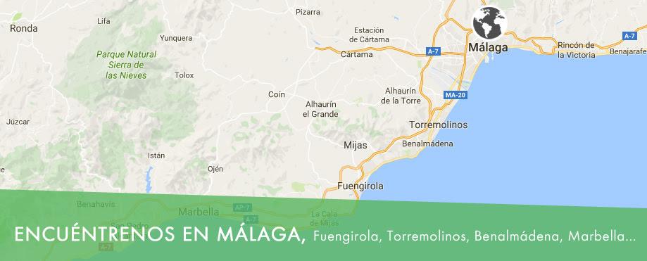 Despacho situado en Málaga
