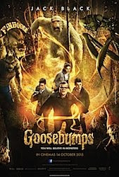 Goosebumps Poster