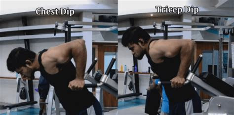 chest dips  home  unique ways   dips