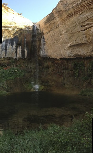 Upper Calf Creek Falls