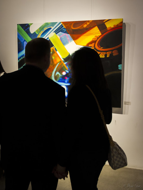 Stay Gallery David Layton exhibit