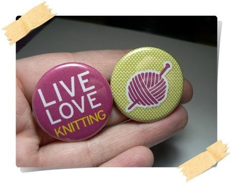Cute 1.25 inch PinBack Button