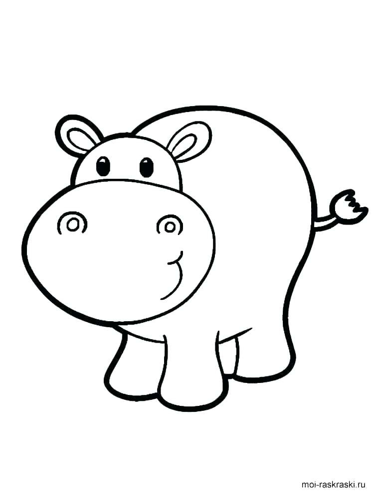 Easy Coloring Pages For 2 Year Olds at GetColorings.com ...