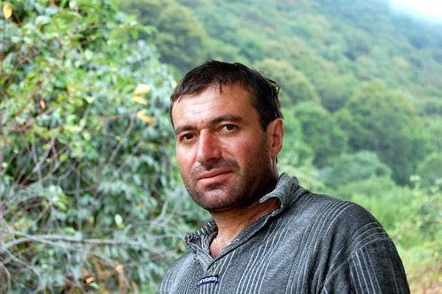 the artist Nugzari Natenadze