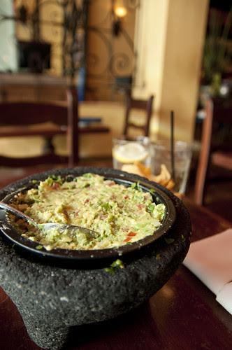 Guacamole, Colibrí Mexican Bistro, San Francisco