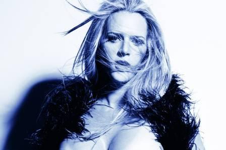 Denise Rocha, ex-assessora parlamentar que posou para a 'Playboy'