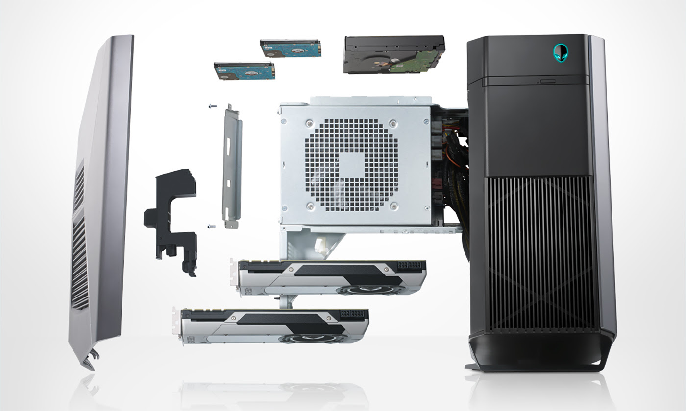 Alienware Aurora gaming desktop starts at $733 during Memorial Day sale screenshot