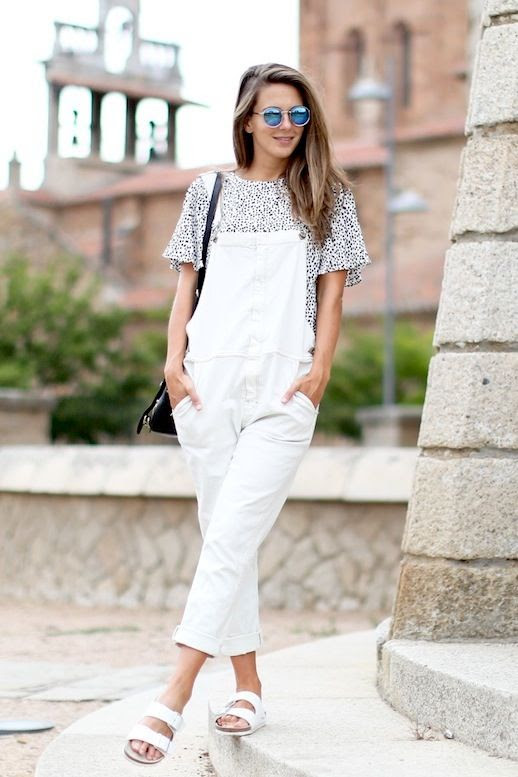 3 Le Fashion Blog 17 Ways To Wear White Overalls Mirrored Sunglasses White Birkenstock Sandals Via Blogger Clochet photo 3-Le-Fashion-Blog-17-Ways-To-Wear-White-Overalls-Mirrored-Sunglasses-White-Birkenstock-Sandals-Via-Blogger-Clochet.jpg