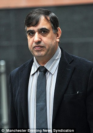 Inspector Mohammed Razaq, 53, swindled thousands of pounds relating to four houses he owned or managed
