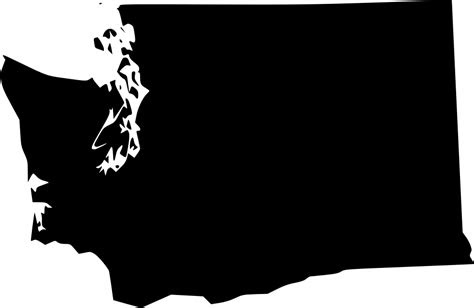 washington wa svg png icon