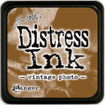 Ranger Ink - Tim Holtz - Distress Ink Pads - Mini - Vintage Photo