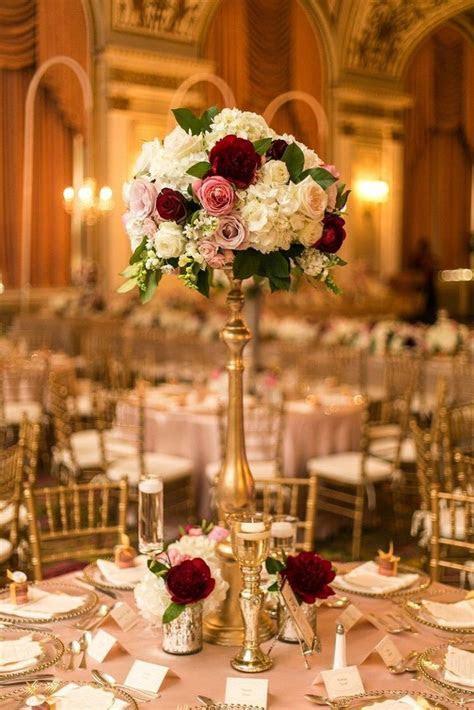 Tall Wedding Centerpiece ? Affordable Wedding Centerpieces