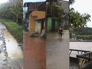 Chuva na Bahia (Foto: Arte/G1)