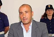 Fabio Abis, il dirigente della squadra mobile che ha arrestato l'omicida