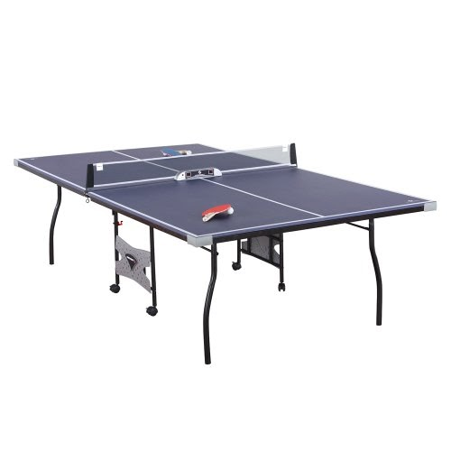 Best ping pong table for sale sportcraft tt4000 4 pc for Table tennis 6 0