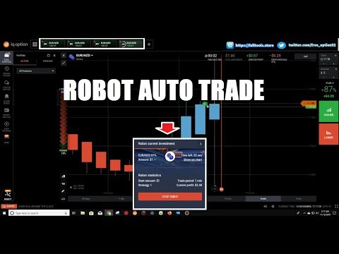 ROBOT AUTO TRADE FOR IQ OPTION