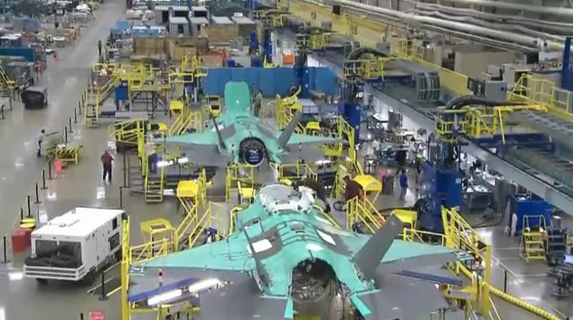 F-35 production