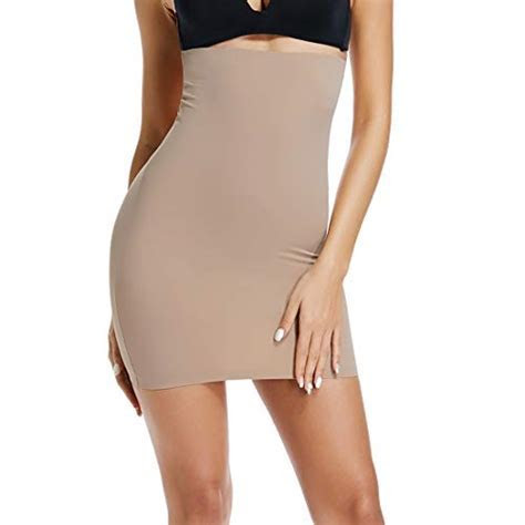 Belugue Women's Control Slip Shapers Shapewear Dress Full