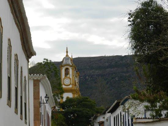 Cidade de Tiradentes Minas Gerais: Tiradentes