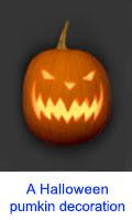 Halloween meaning - pumpkin decoration
