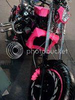 Foto V-Max Biturbo Alien Salão da Motocicleta
