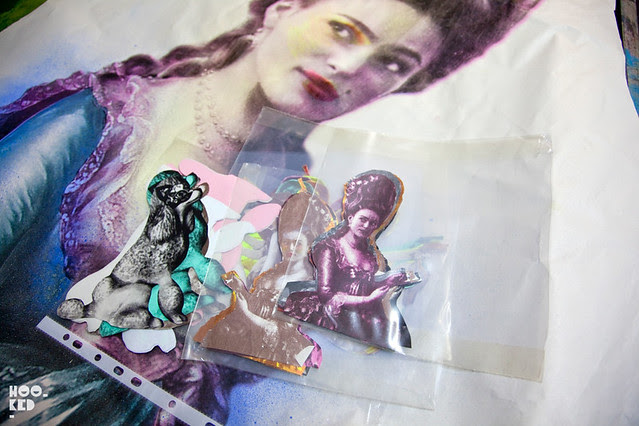 Hysteria - Aida, Shubby & Collagism