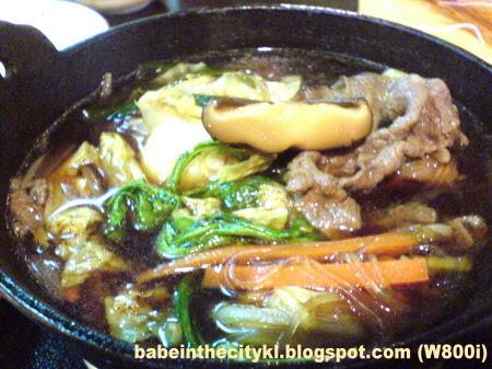 nhk - sukiyaki closeup