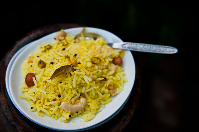 Ammini's Lemon Rice