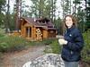 wild cat cabin at spooner lake