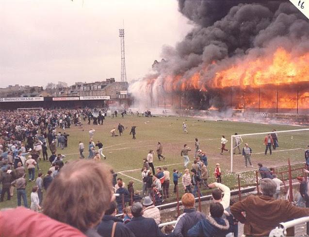 Bradford City stadium fire | Football Wiki | FANDOM ...