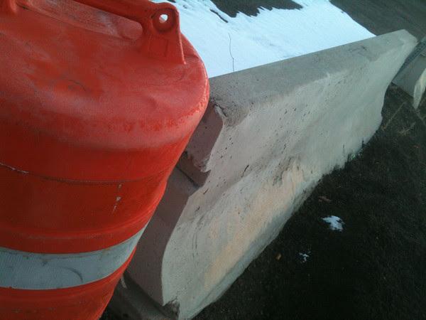 jersey barrier