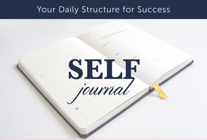 SELF Journal: Your Daily Structure for Success by Best Self Co ...