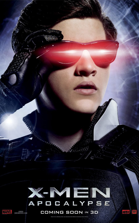 X Men Apocalypse Charcter Poster Movie Trailers Photo 40092382