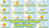 Geometry Problems  - Visual Index 1