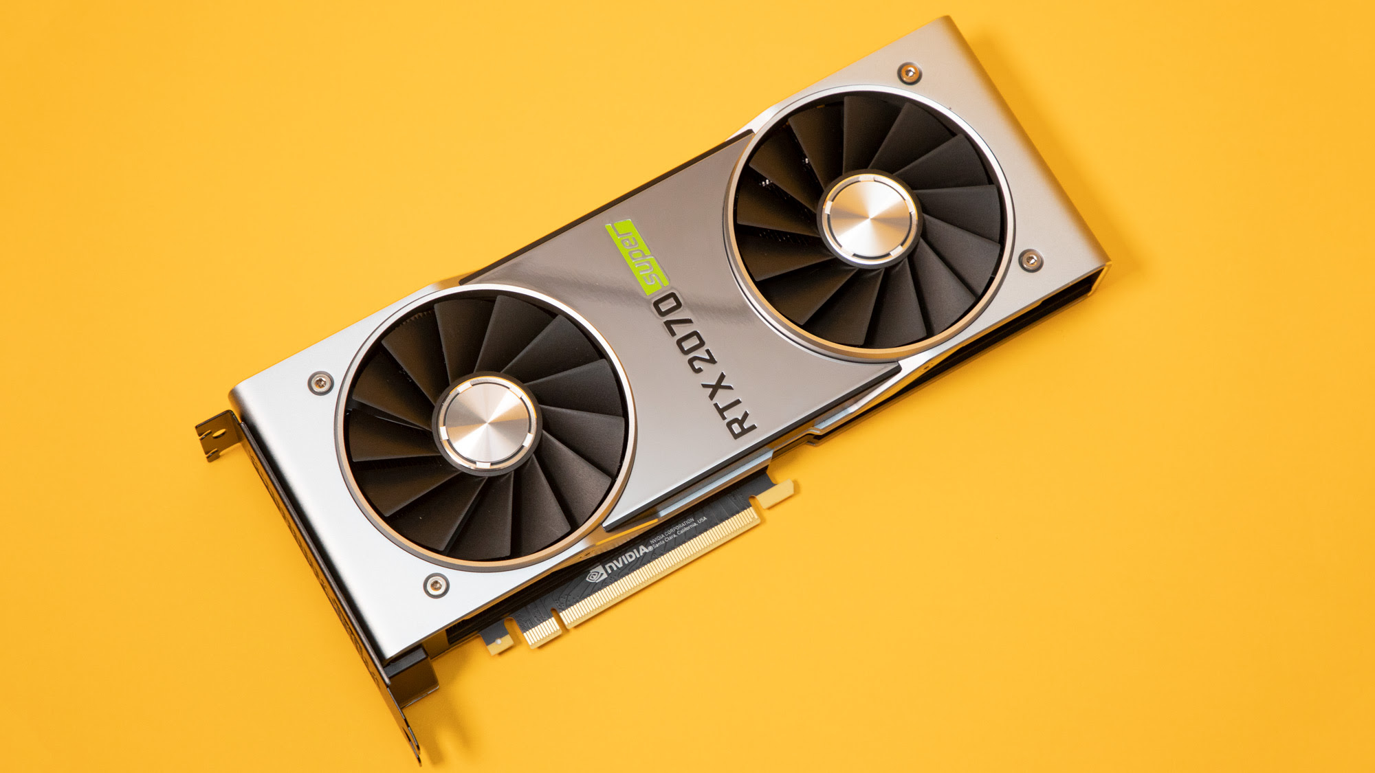 4. Nvidia GeForce RTX 2070 Super