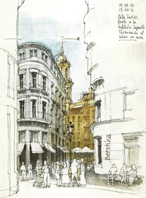 architectural water colors 20