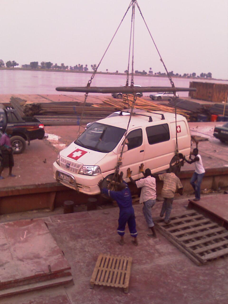 Kinshasa nach Brazzaville mit der Fähre ein aktueller Bericht und Erfahrung