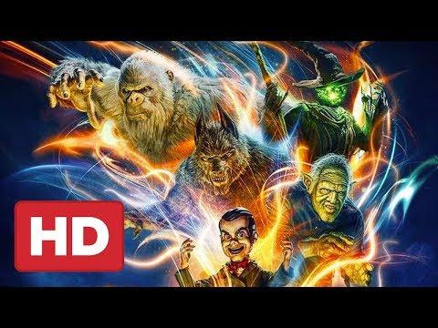 YouTube   Goosebumps 2: Haunted Halloween - Teaser Trailer