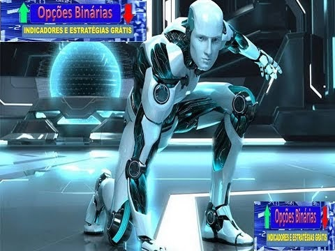 a opção binária do robô real
