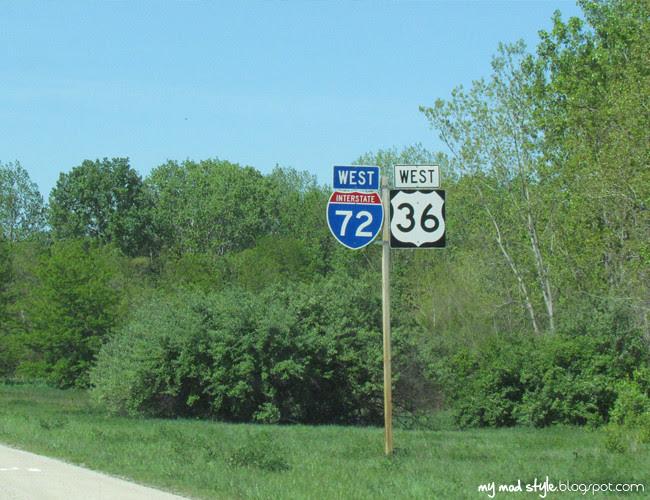 ohio drive home 72 36